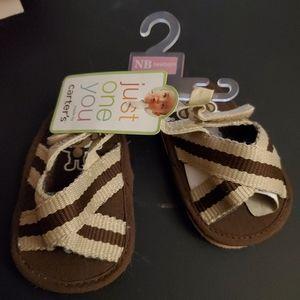 New born sandal